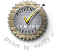 SSL Provided by Comodo